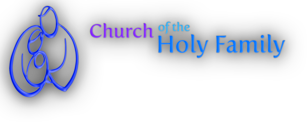 Church of the Holy Family logo